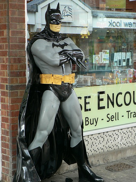 Batman (personage) - W...