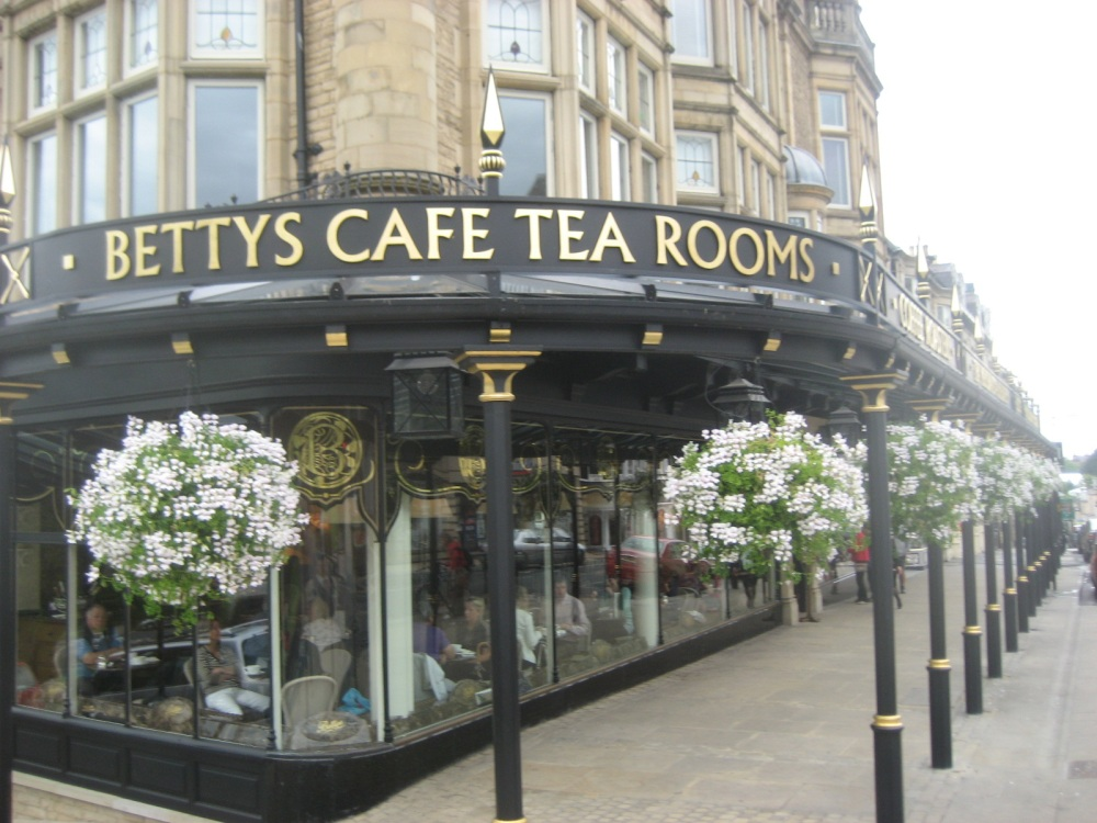 Bettys Tea Rooms Harrogate Discount Voucher