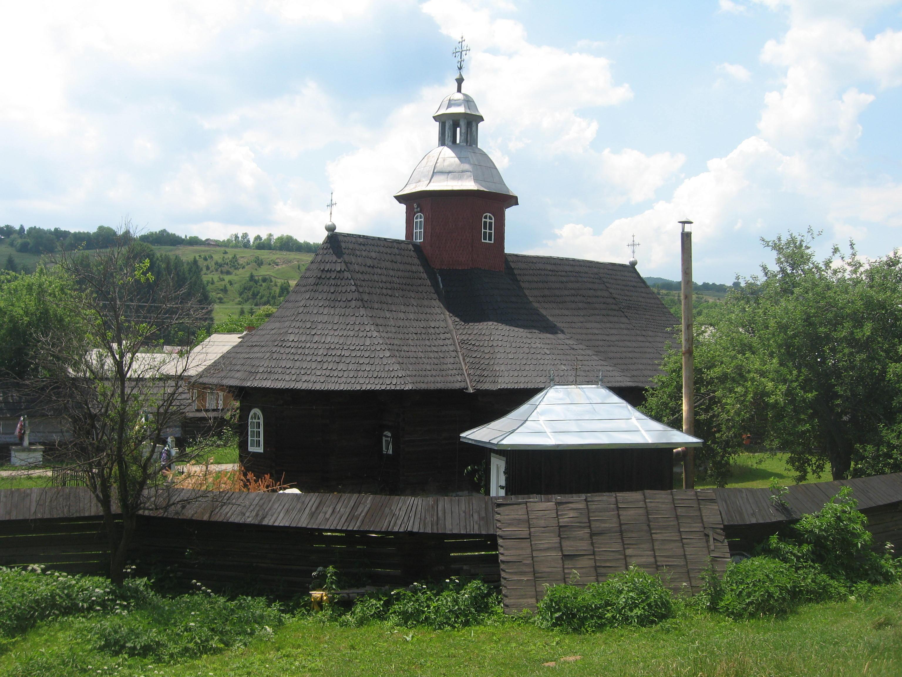 Biserica de lemn din Pârteștii de Sus