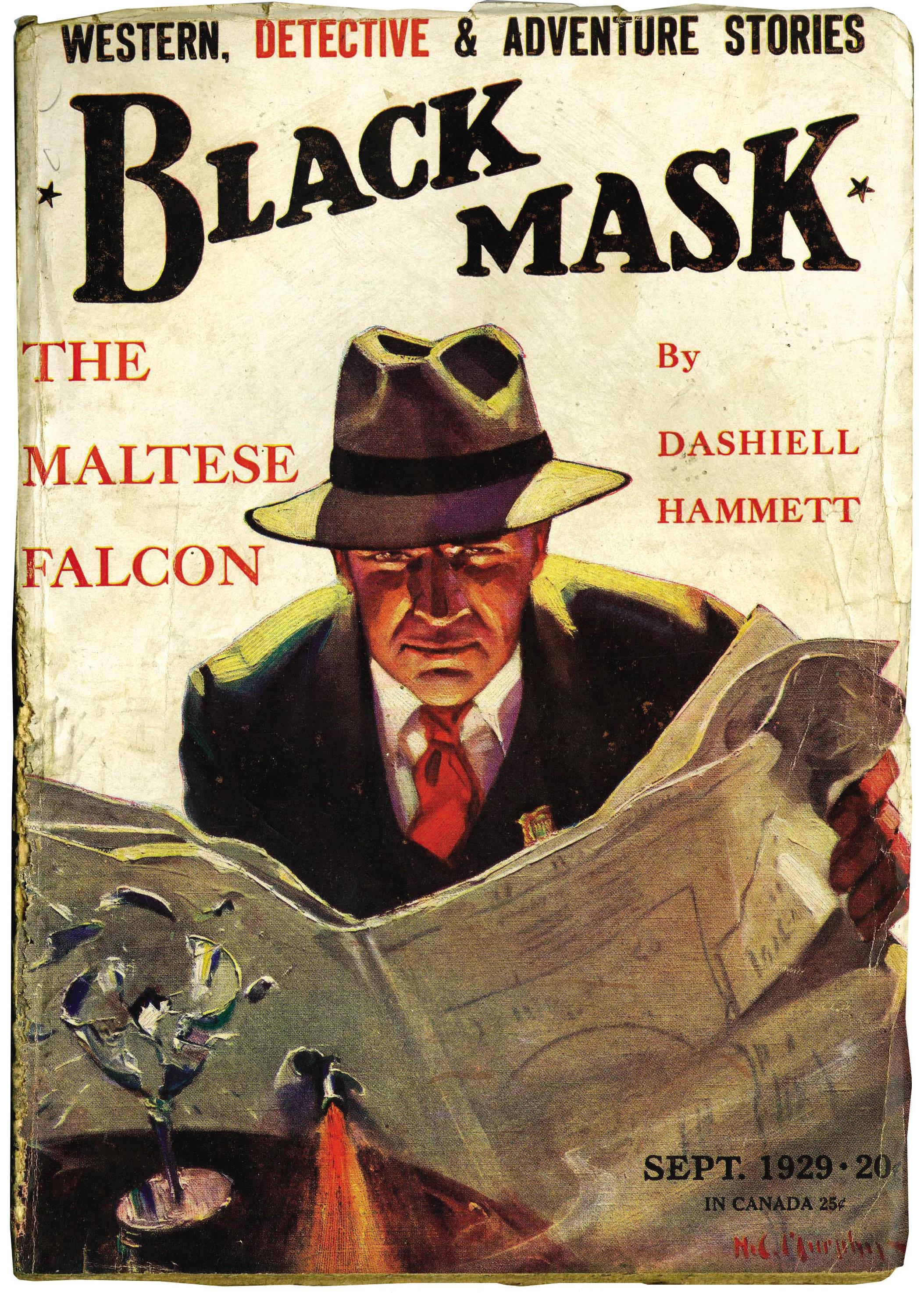 <i>Black Mask</i> (magazine) American magazine