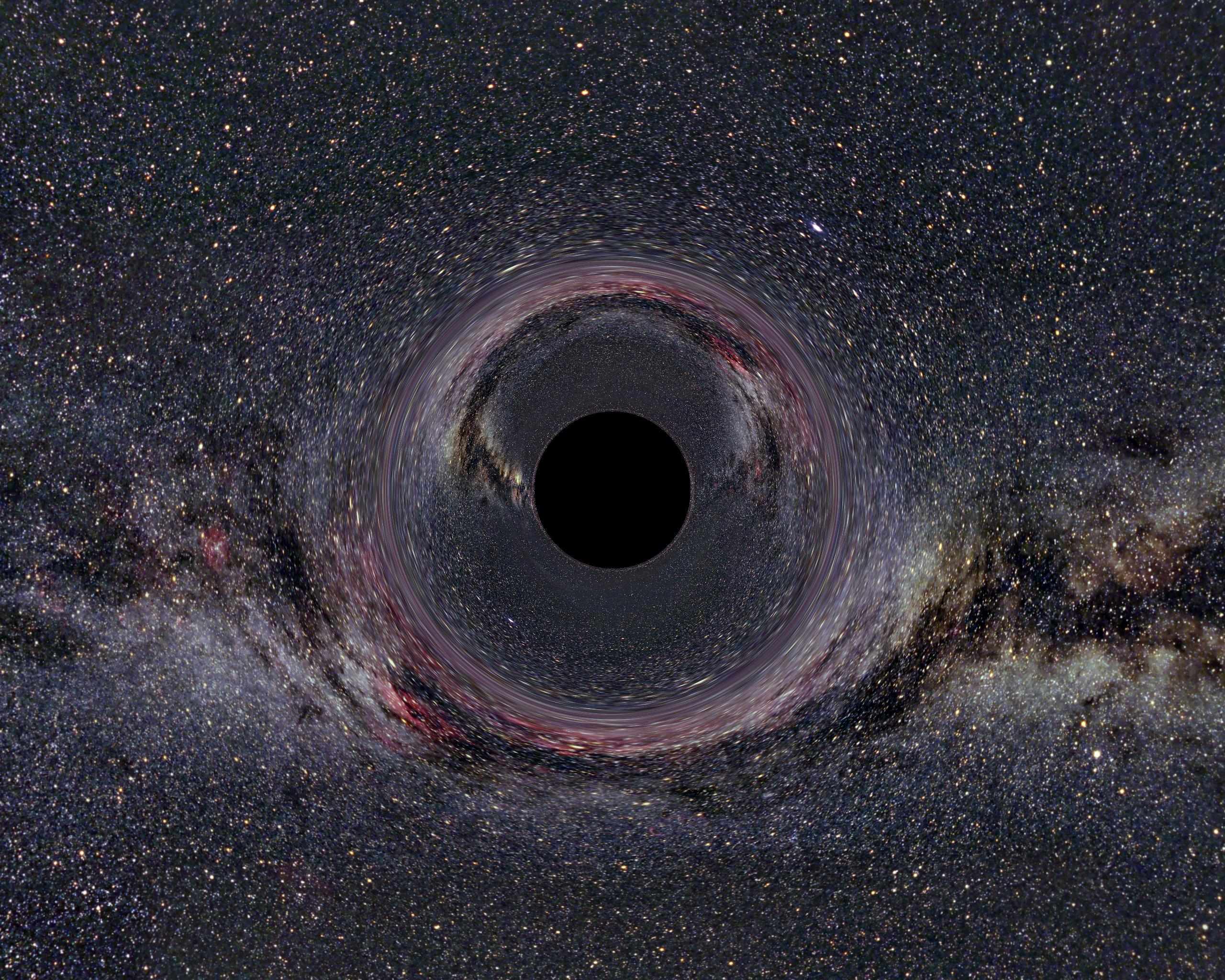 how does a black hole die - photo #29