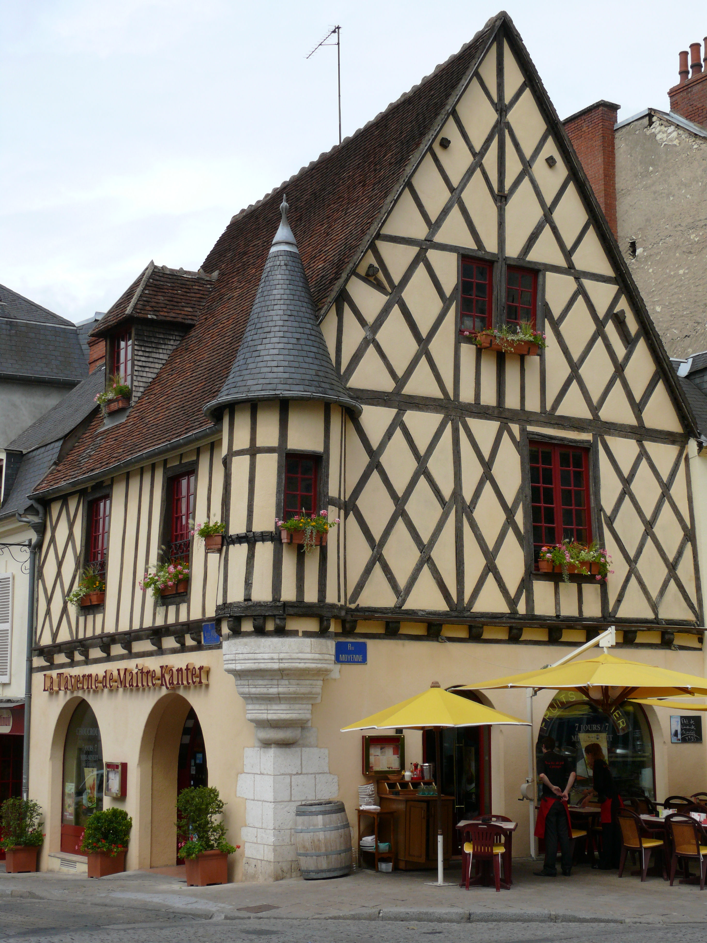 Restaurant Strasbourg Sud Groupe  Pers