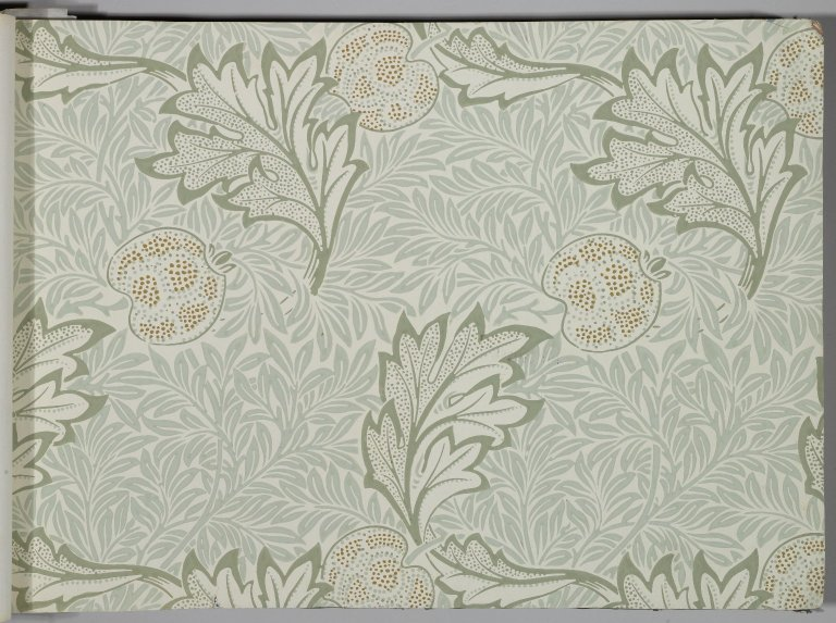 File:Brooklyn Museum  Wallpaper Sample Book 2  William Morris and Company  page022.jpg