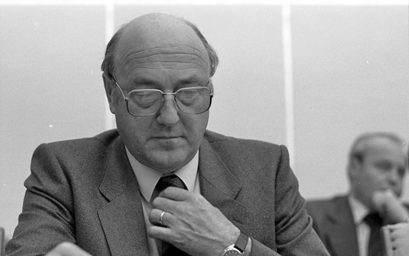 Herbert Ehrenberg (1981)