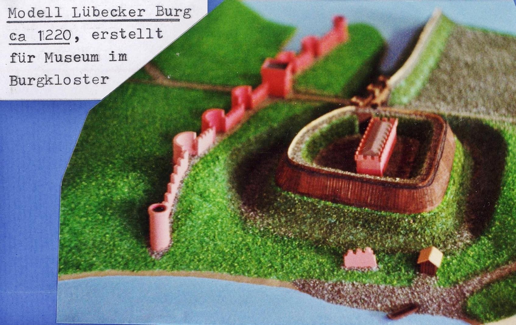 Burg Bucu