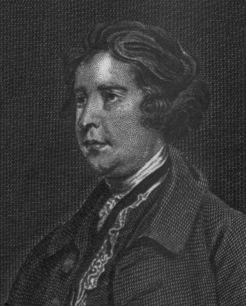 Wikipedia エドマンド・バーク肖像
