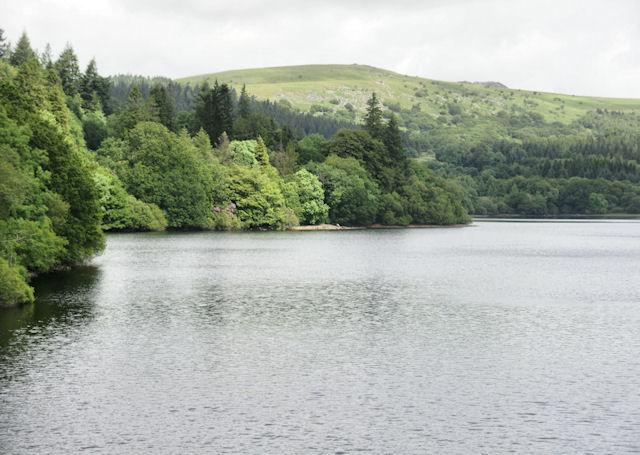 Burrator Reservoir - geograph.org.uk - 1367161