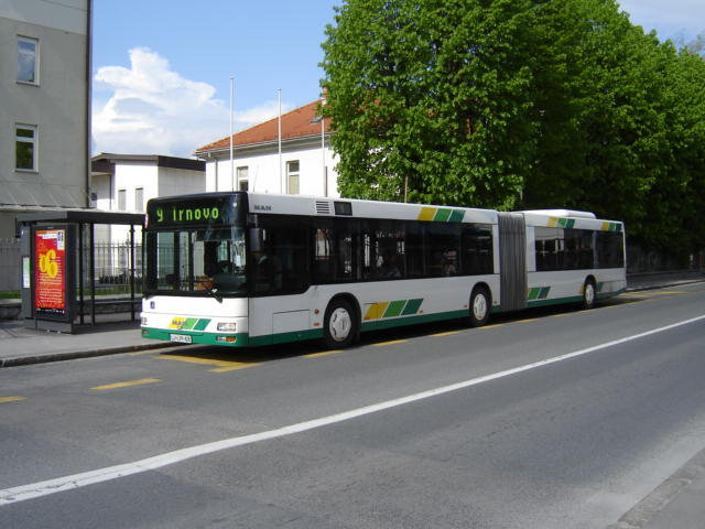 Ljubljana Passenger Transport Wikipedia