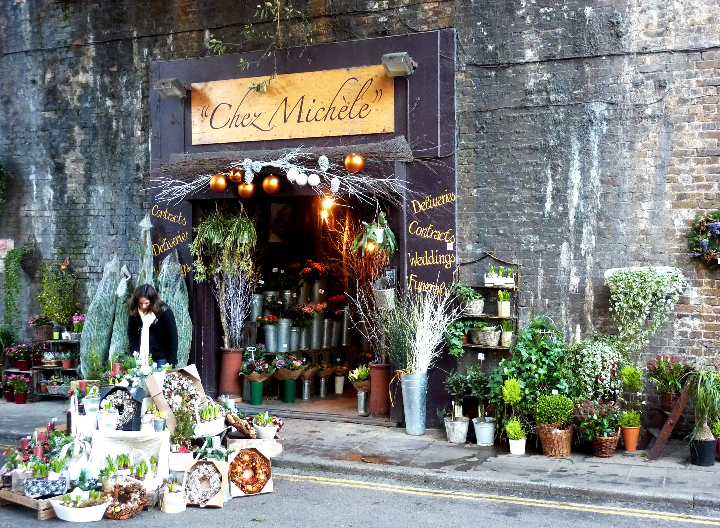 Michele Cake Shop Kerrisdale