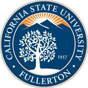 Logo of California State University, Fullerton