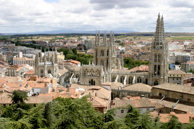 Turismo en Castilla y León: Catedral de Burgos Patrimonio Mundial