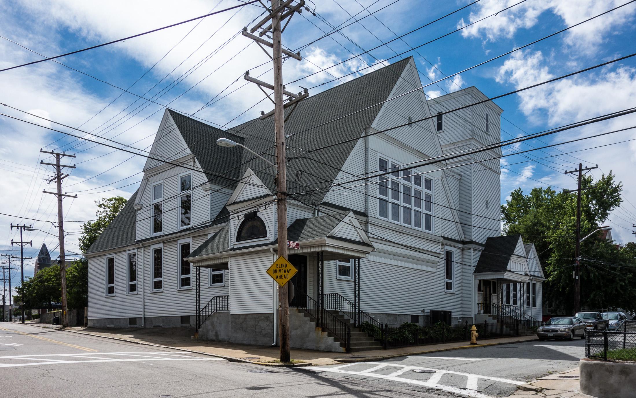 Central Falls Rhode Island History