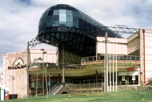 Centro comercial rosaleda wikipedia la enciclopedia libre - Carrefour oficinas centrales madrid ...