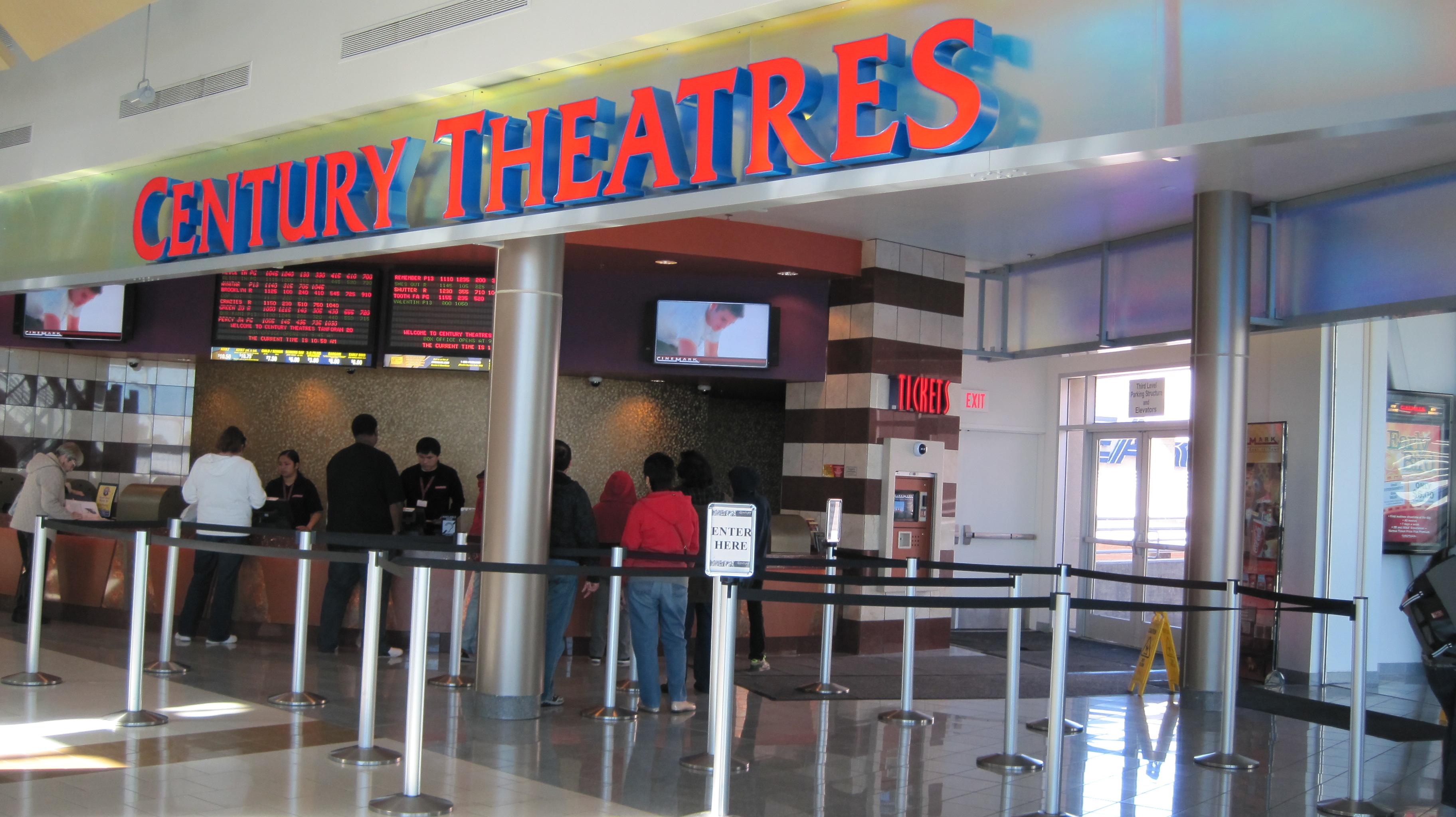 Century Movie Theater Daly City