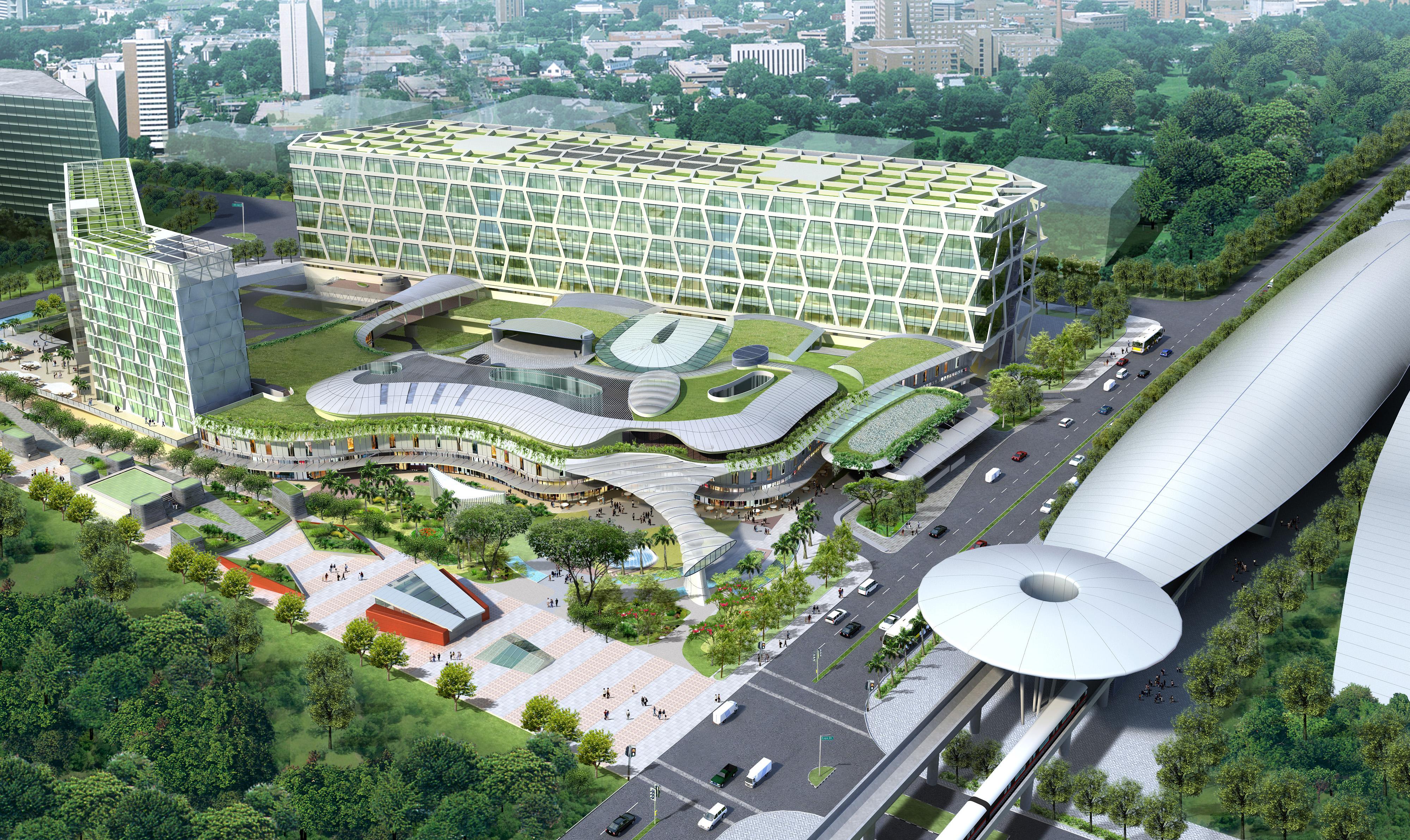 Technology park business plan