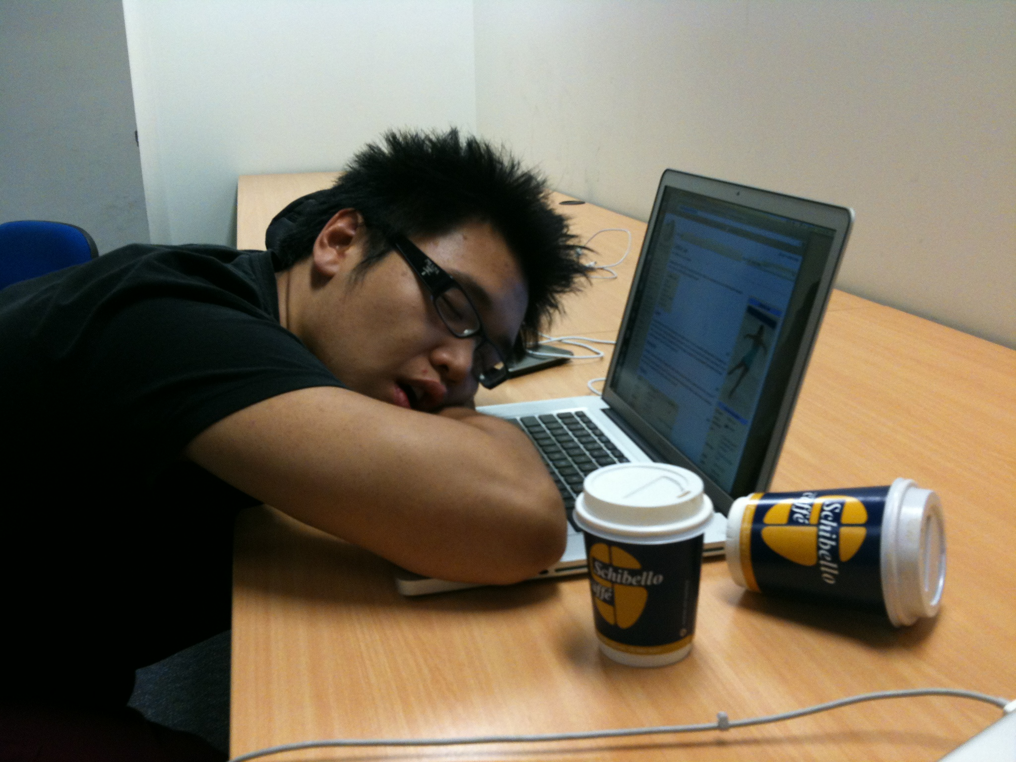 Resting Easy! 5 Top Tips for Beating Student Insomnia