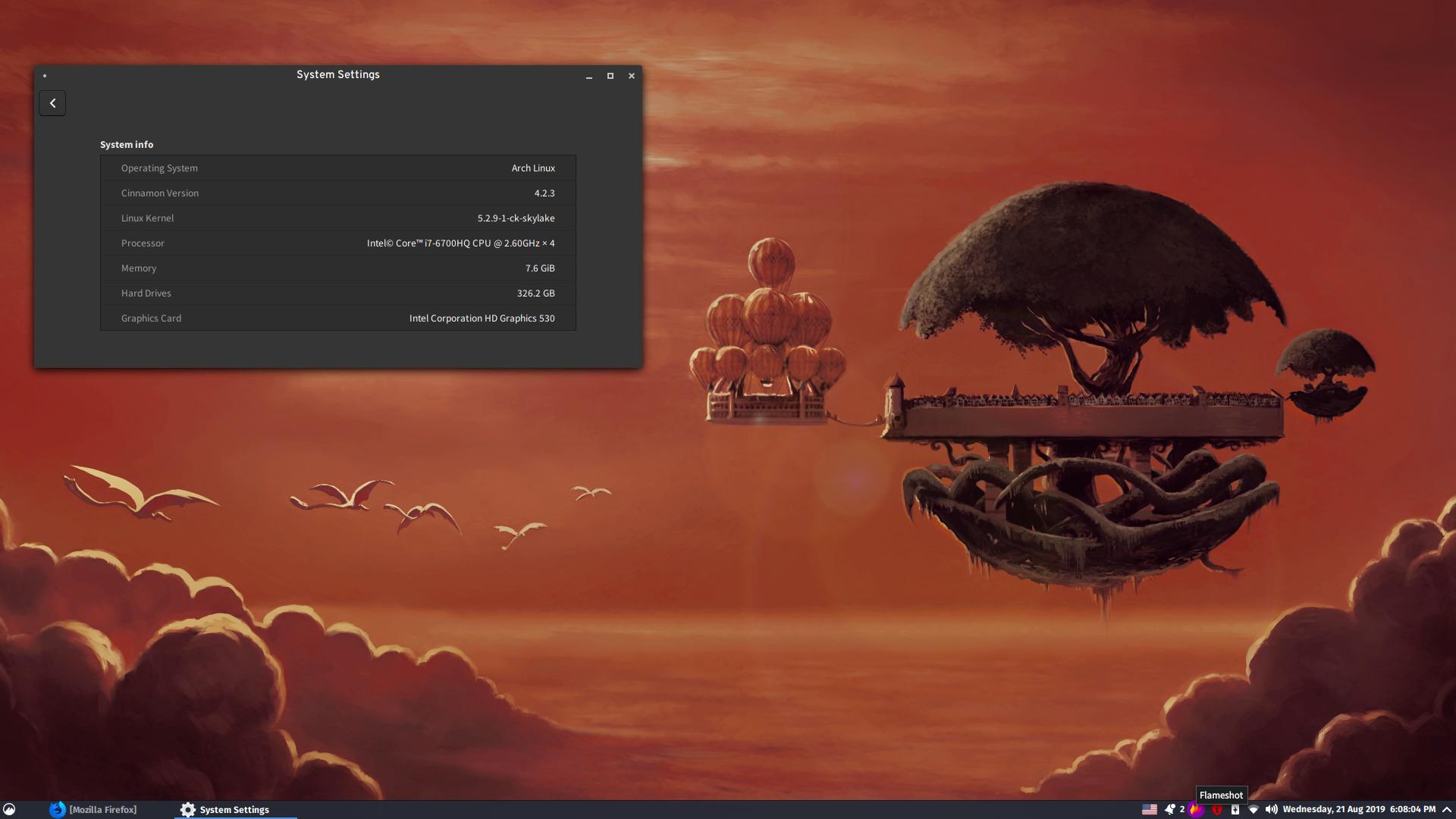 Cinnamon (desktop environment) - Wikiwand