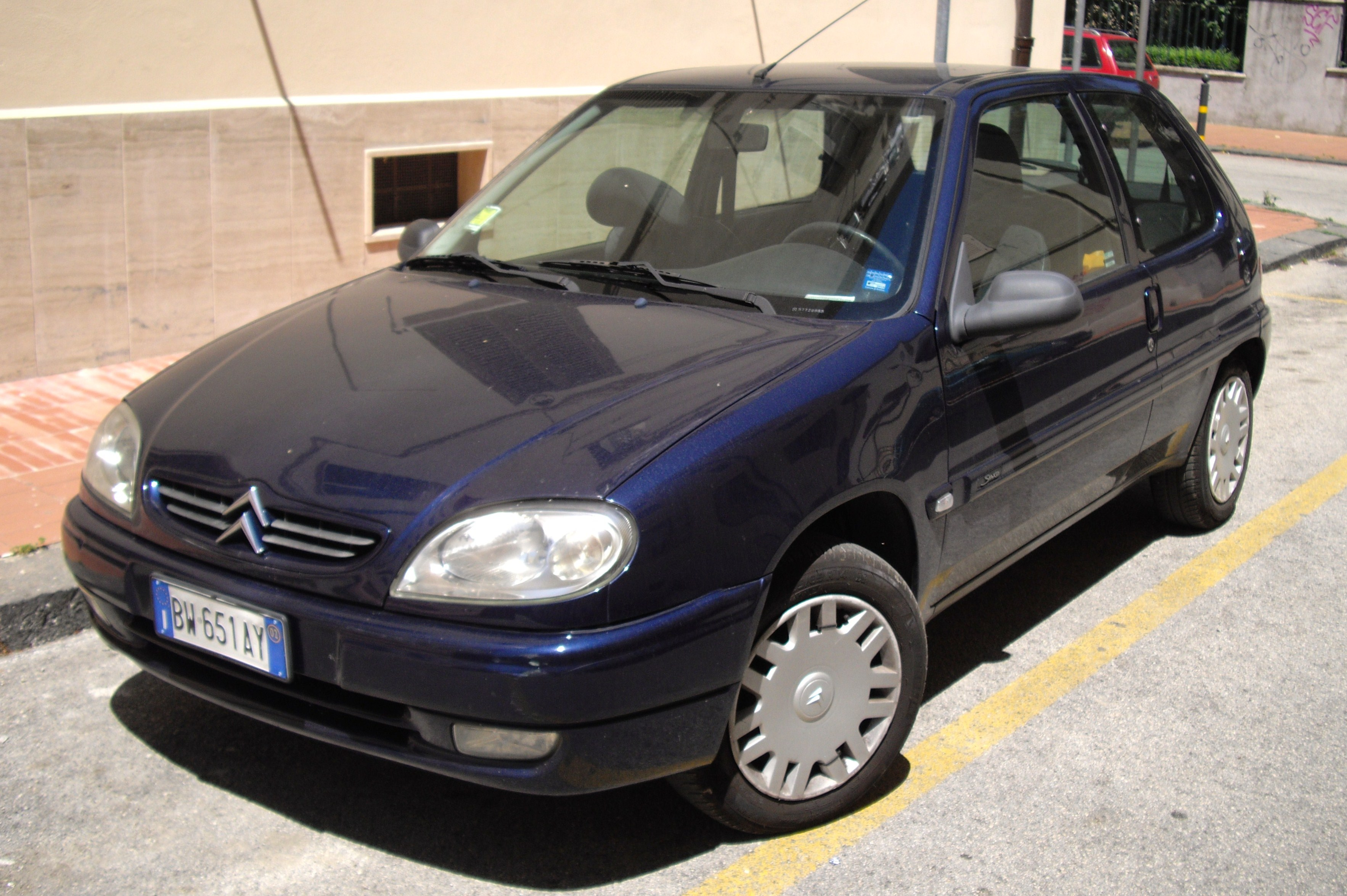 file citro n saxo exclusive facelift jpg wikimedia commons