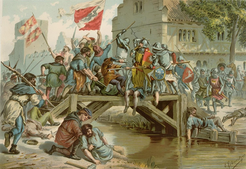File:Combat de la haute montée (1308).jpg