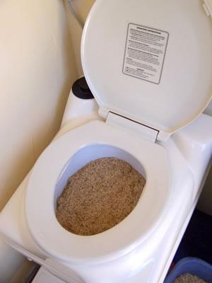 File Compost Toilet Sawdust Jpg Wikimedia Commons