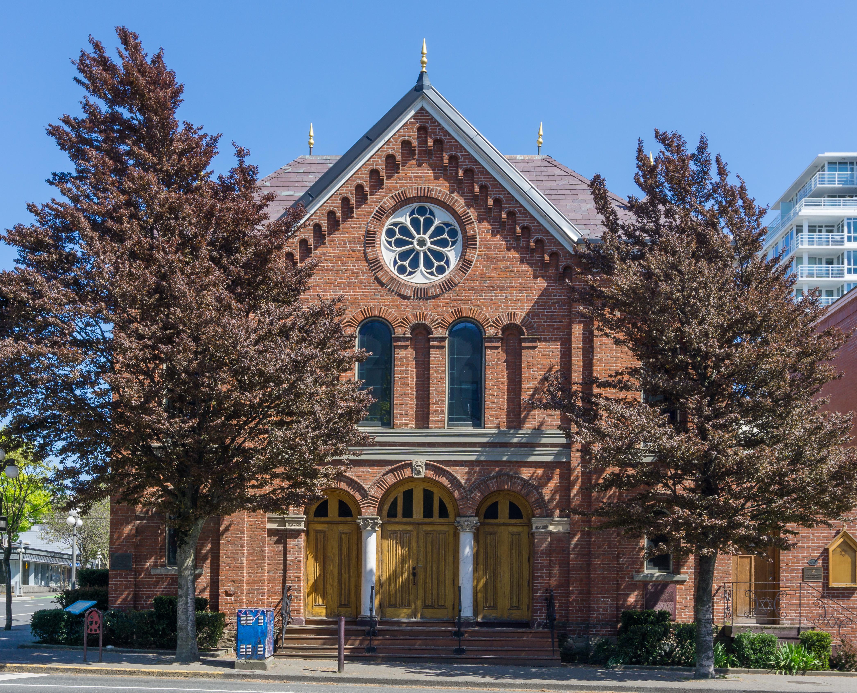 Congregation Emanu-El (Victoria, British Columbia) - Wikipedia