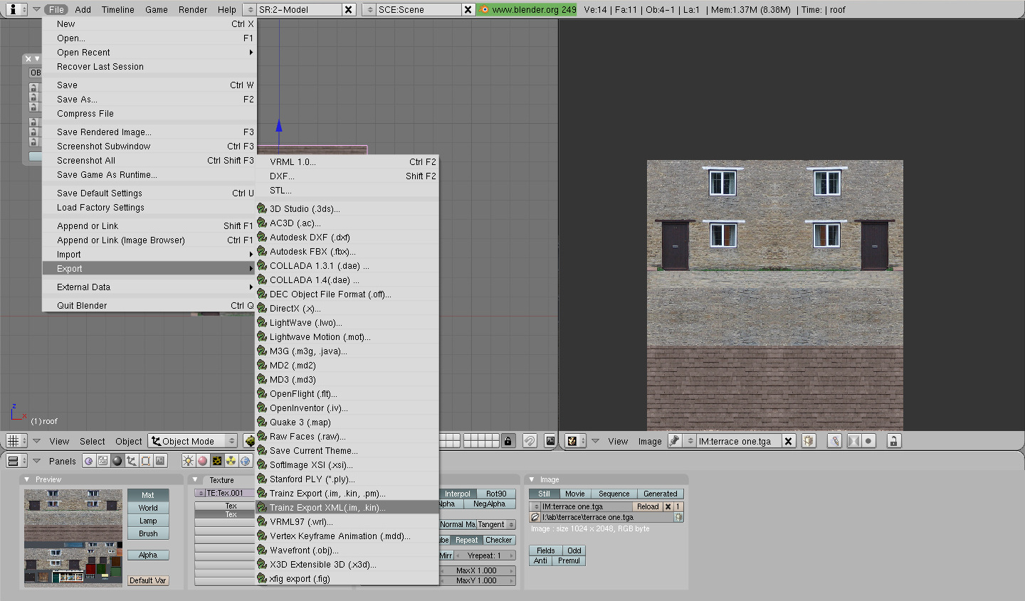 Create house tutorial export screenshot in Blender10.jpg