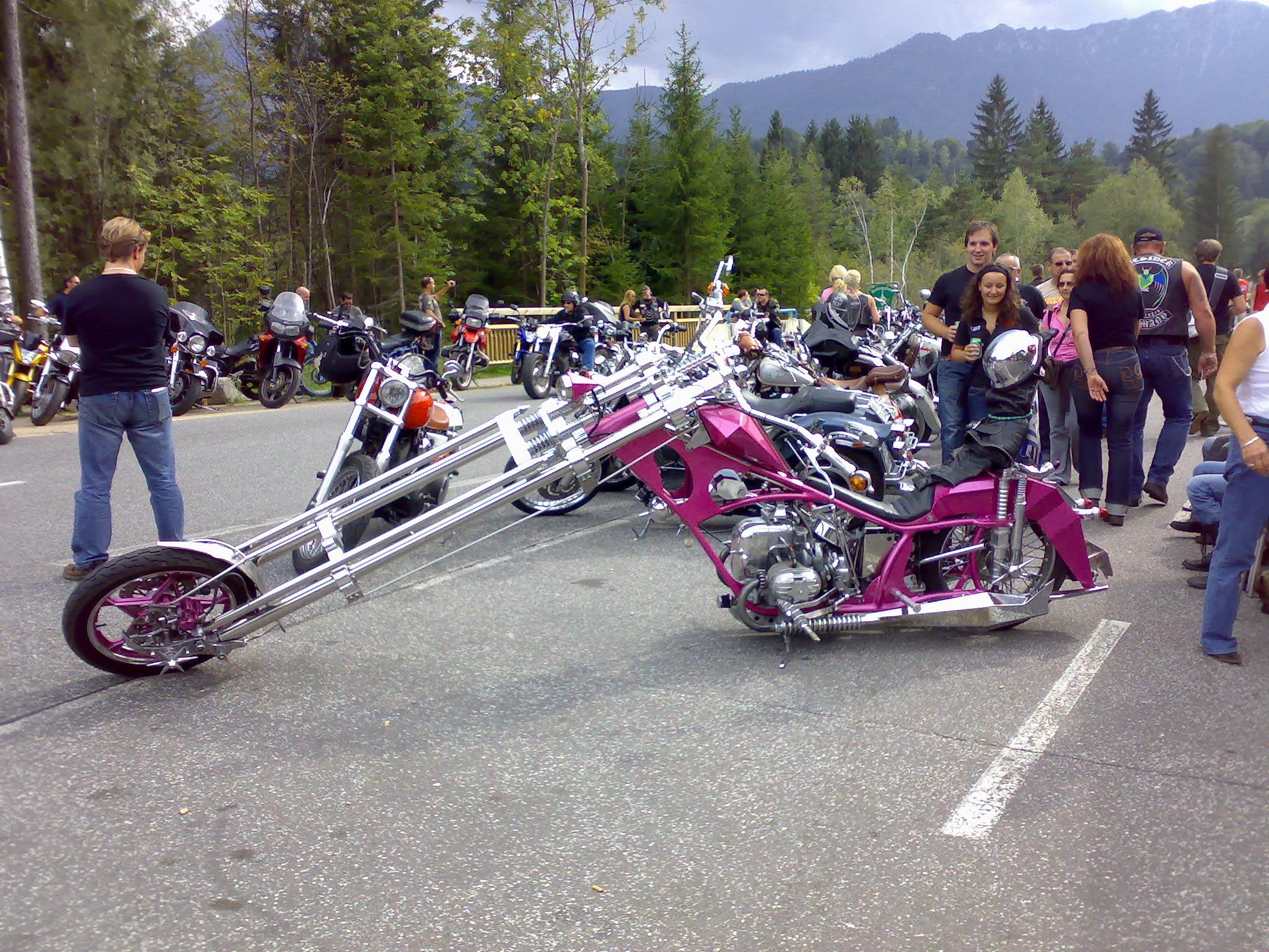 Harley Davidson Near Here
