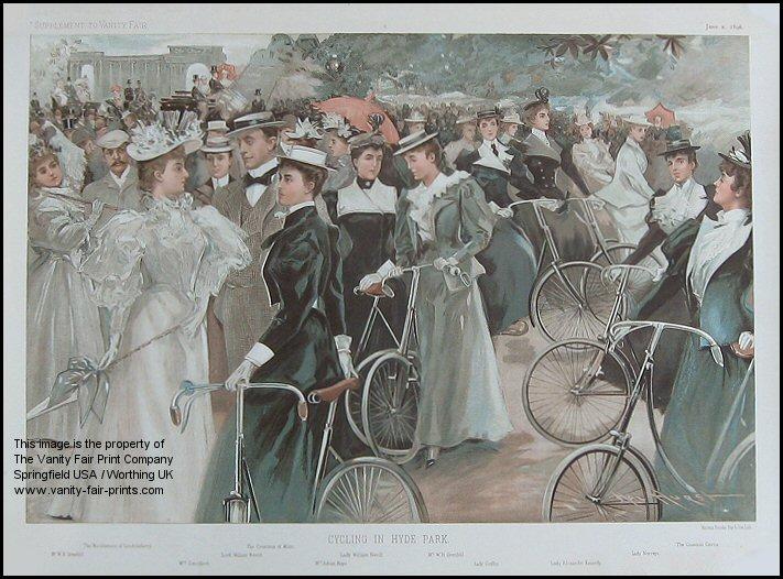 File:Cycling in Hyde Park, Vanity Fair, 1896-06-11.jpg