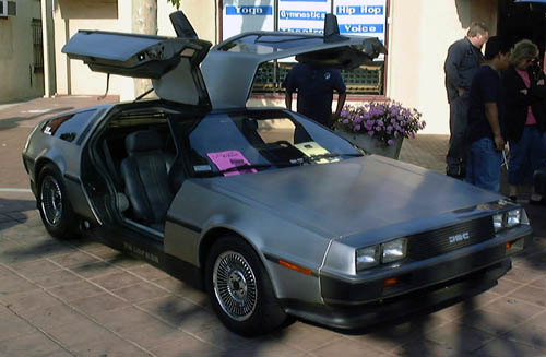 Delorean Wikipedia