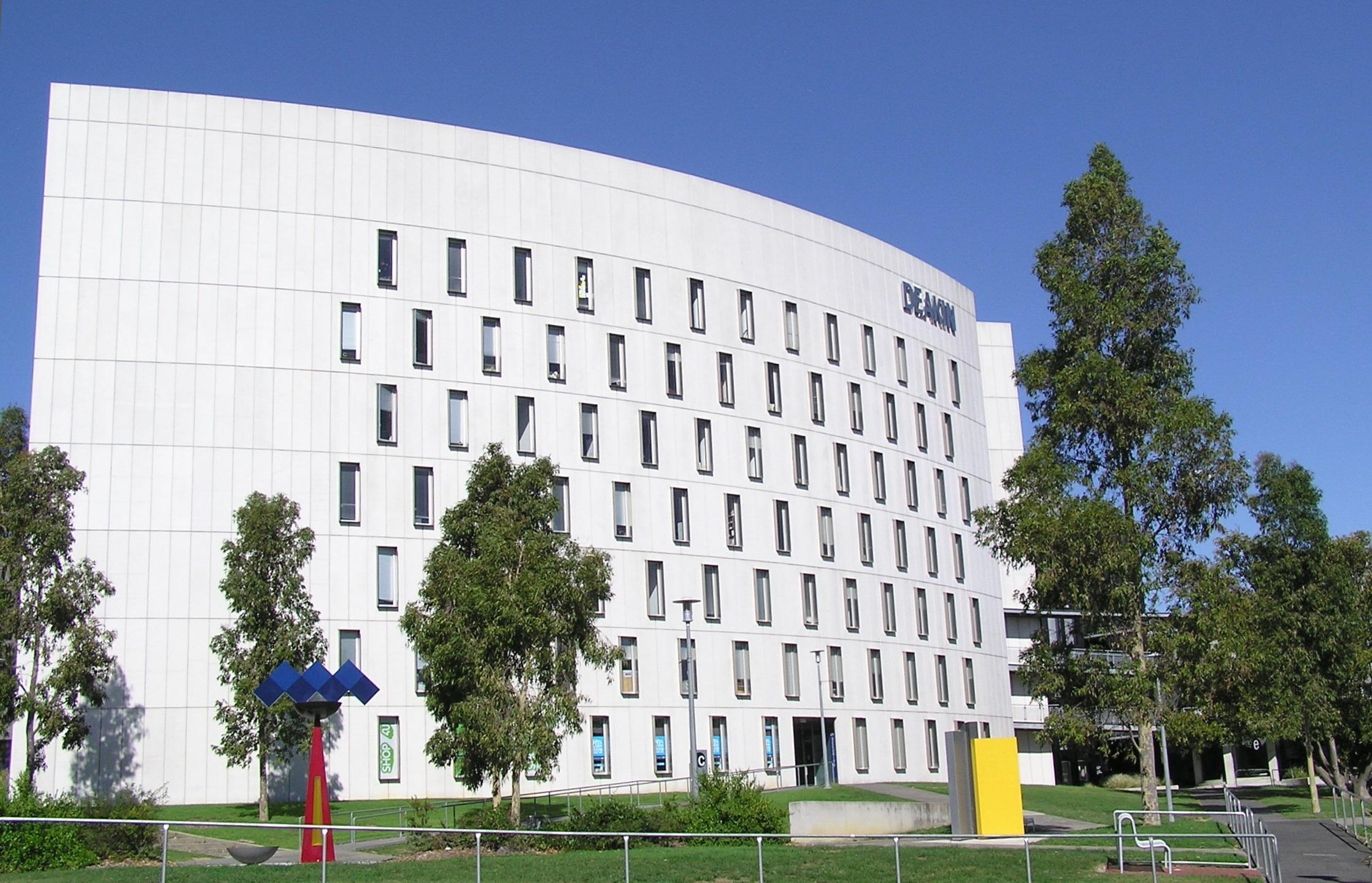 Kết quả hình ảnh cho deakin university