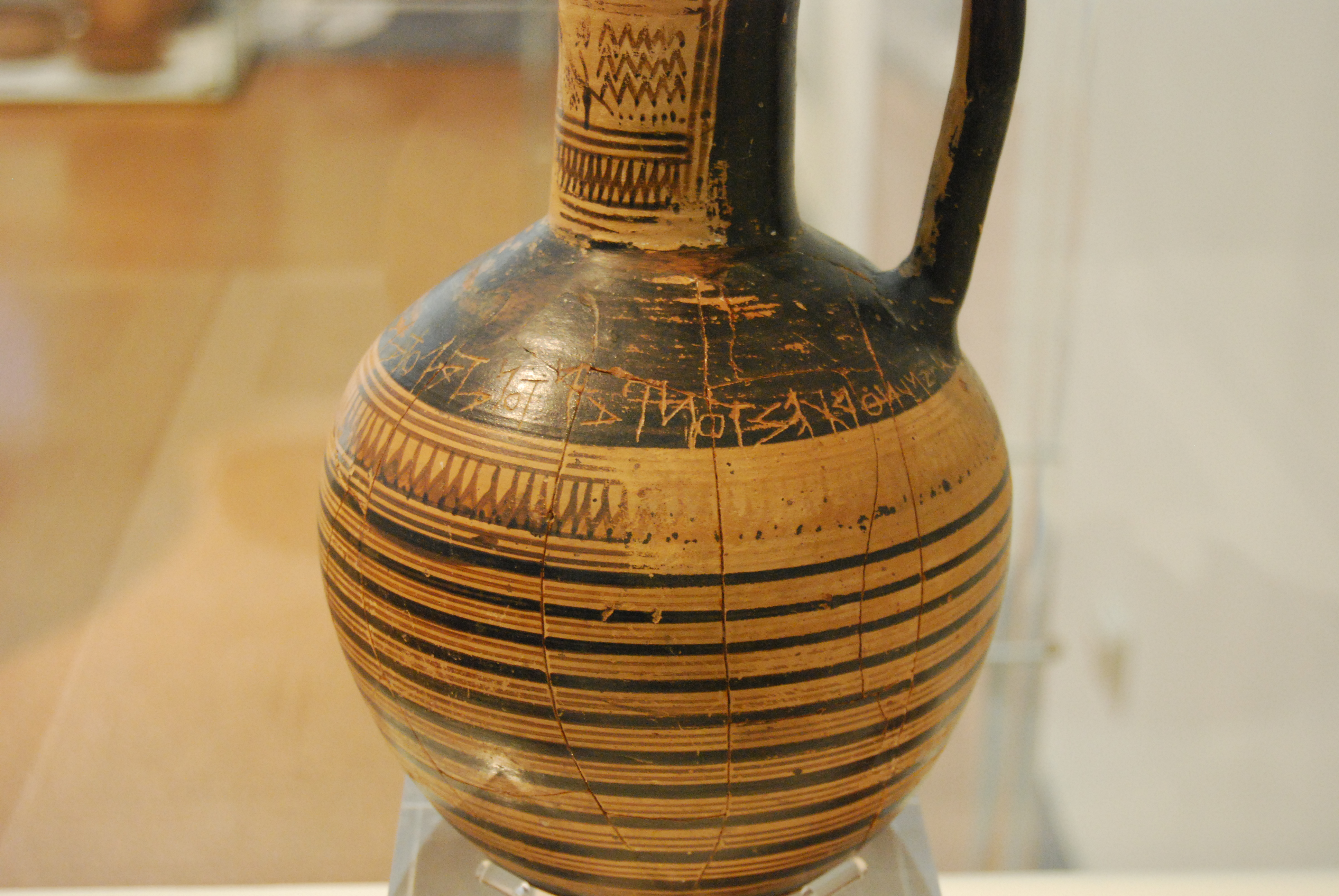 Eteocypriot language