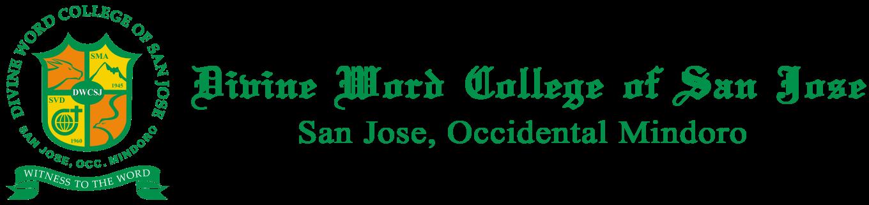 Divine Word College of San Jose logo.png