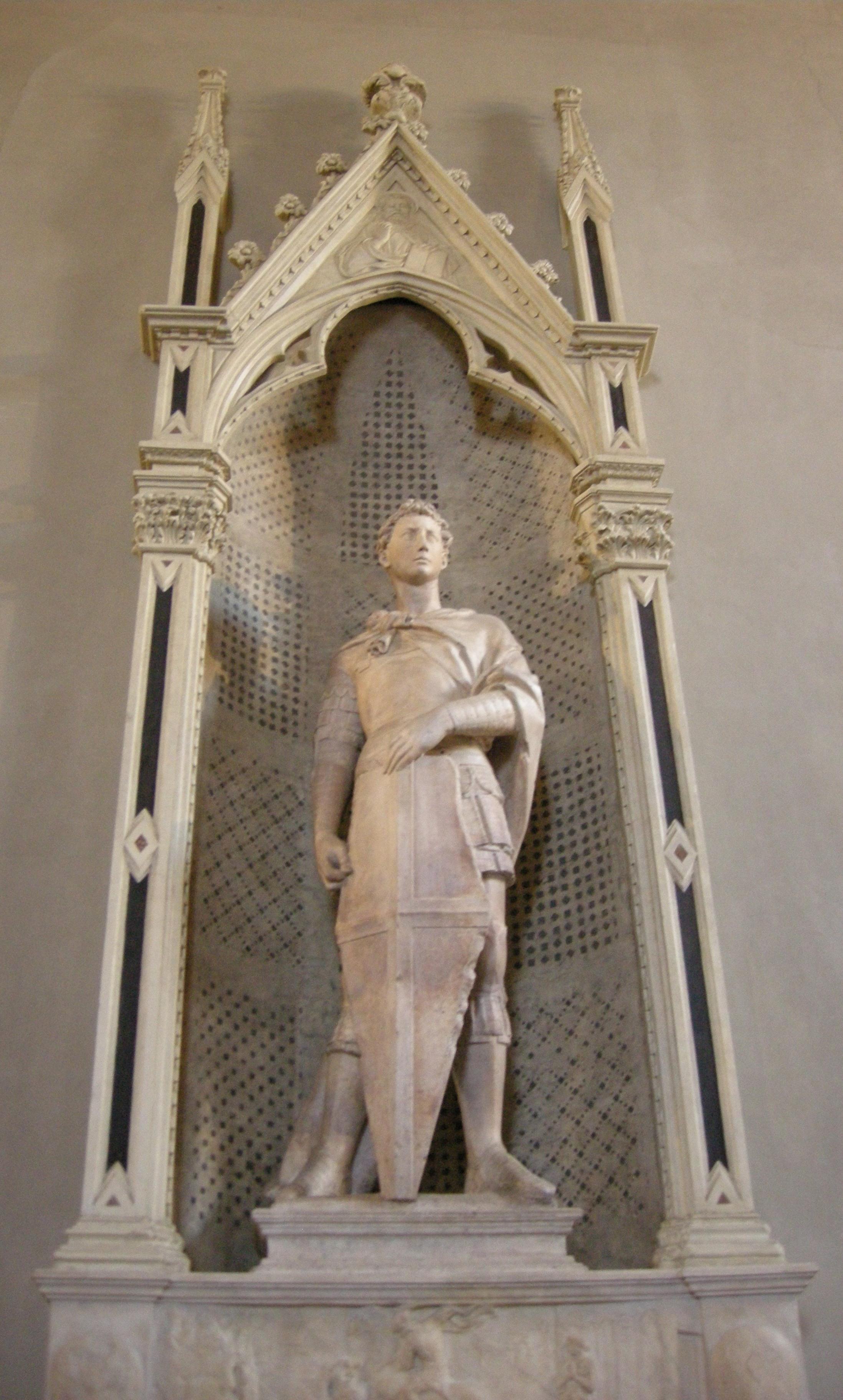 St. George - Orsanmichele