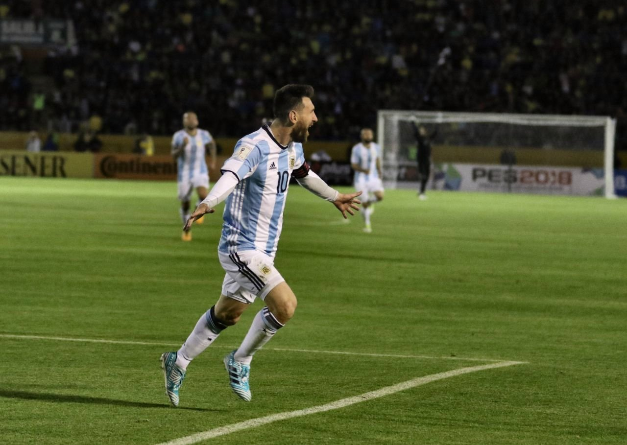 Copa America Messi's last? Photo credit: Wikipedia