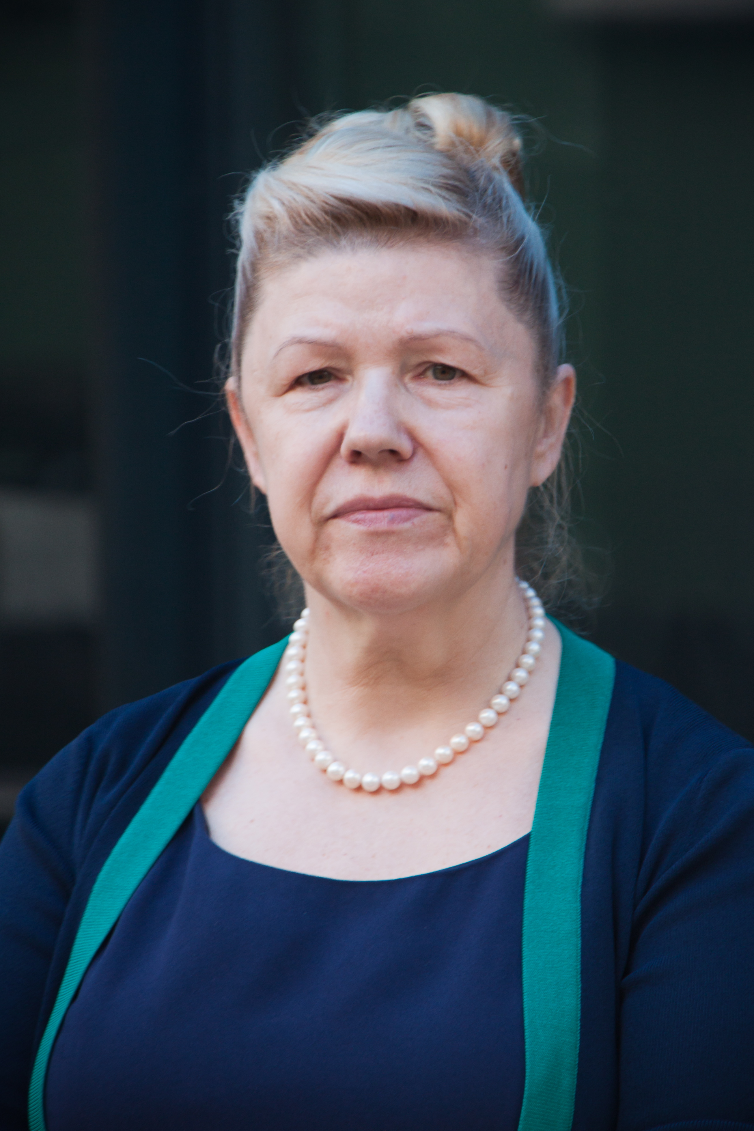 Mizulina commented on the detention of the administrator of death groups 11/15/2016