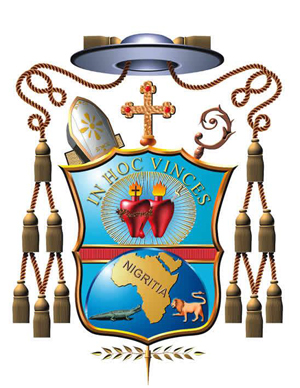 Presentatiom de Bonaventure H Emblem_of_Combonian_Missioners
