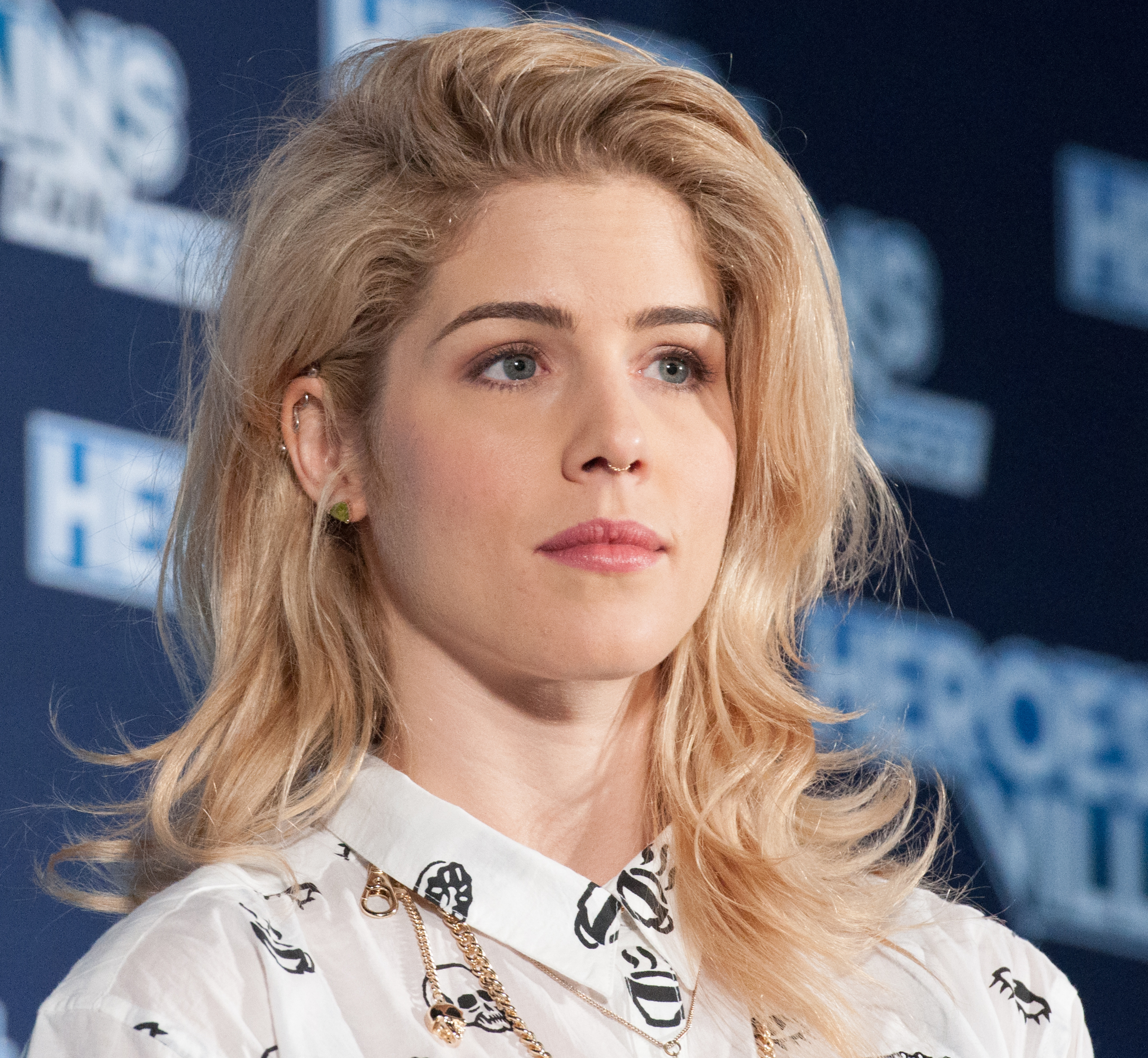 Emily Bett Rickards Nude Photos 88