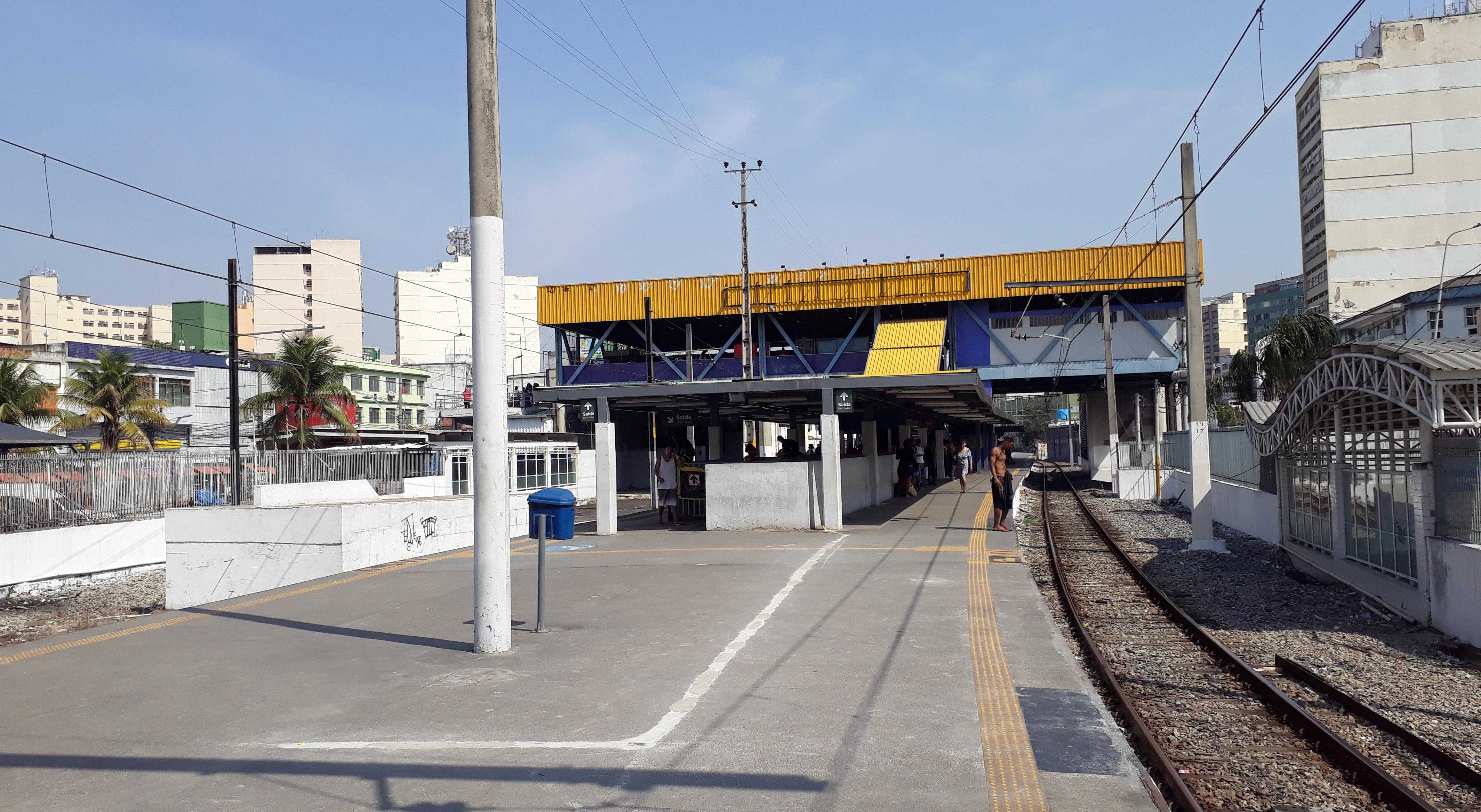 Estação Duque de Caxias – Wikipédia, a enciclopédia livre