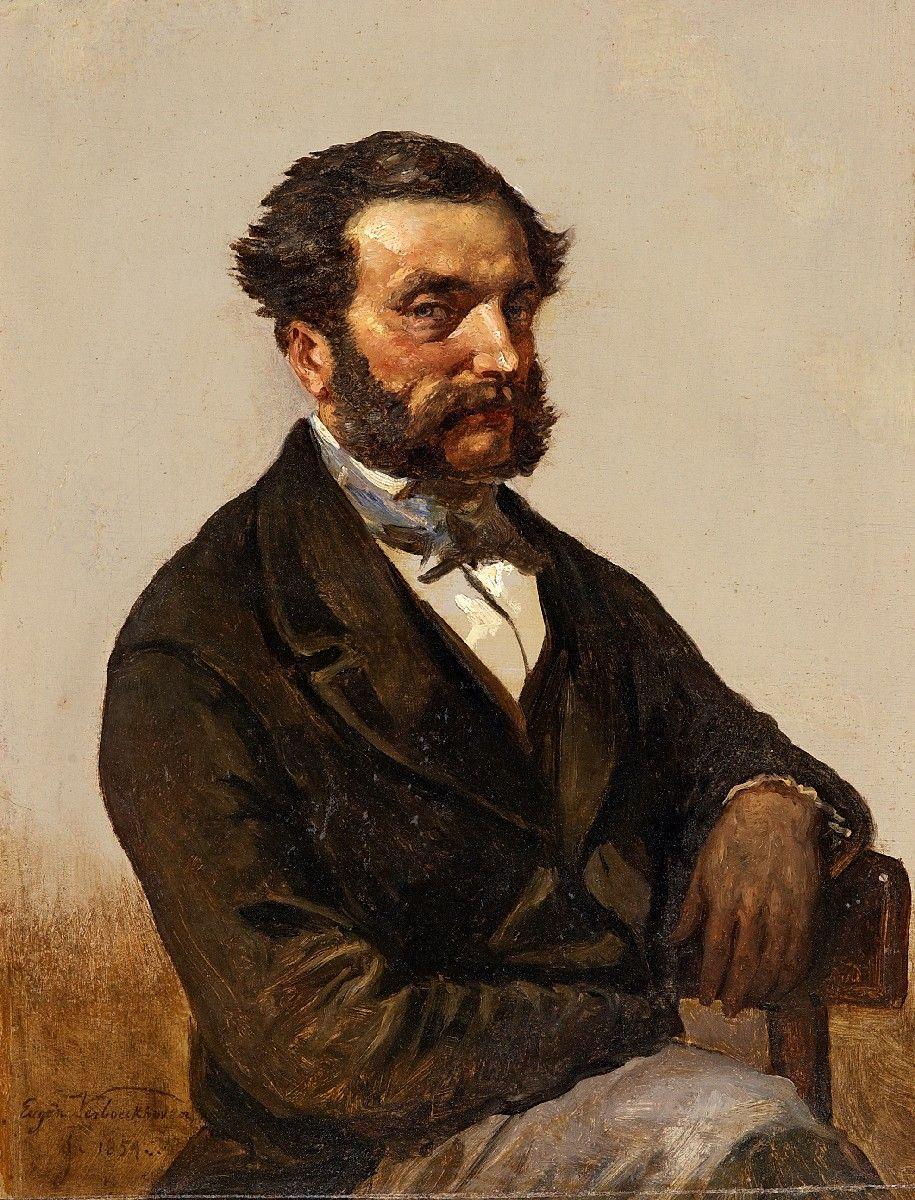 Eugène Joseph Verboeckhoven - Wikipedia Joseph