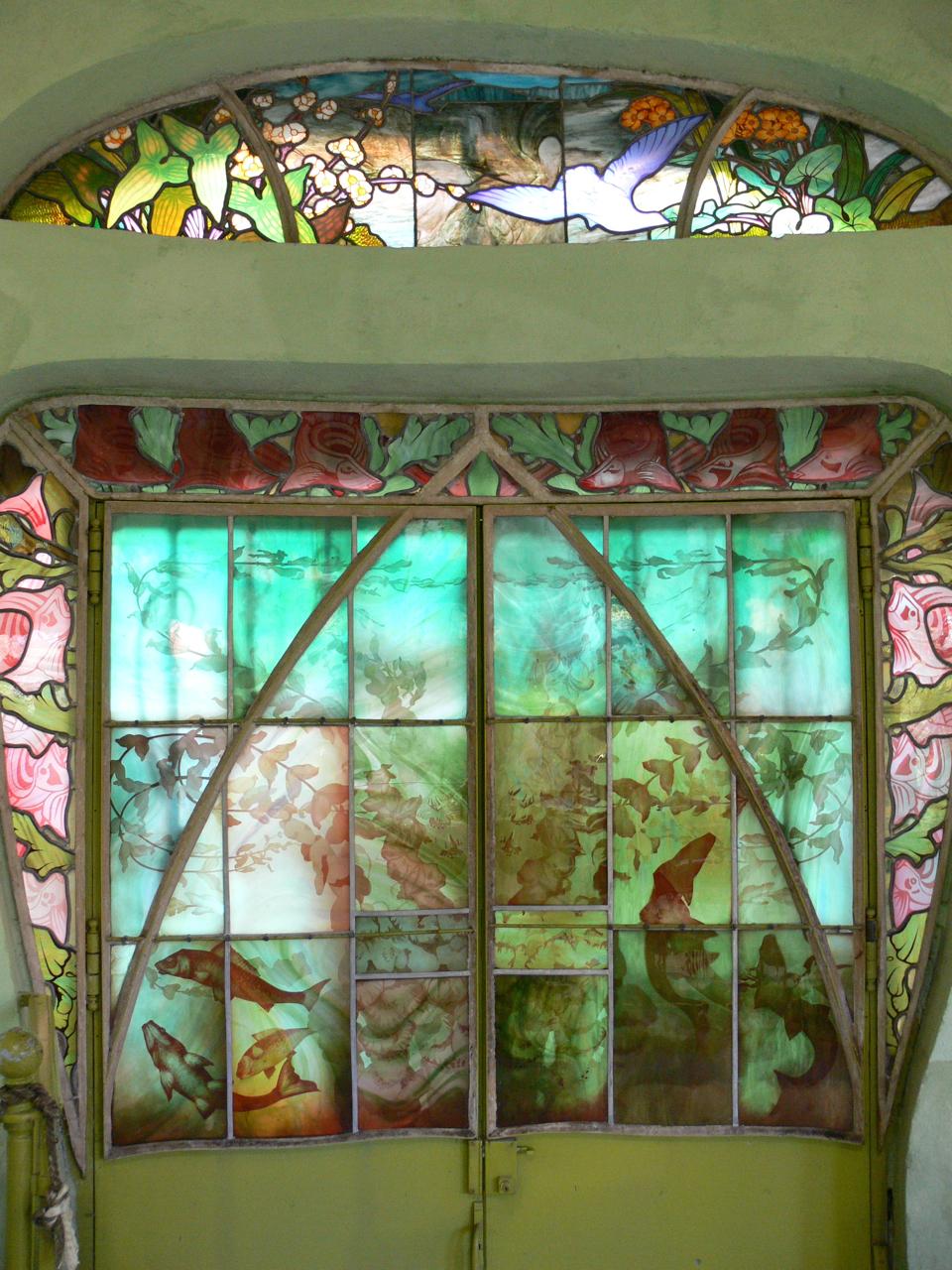Glass L Aquarium