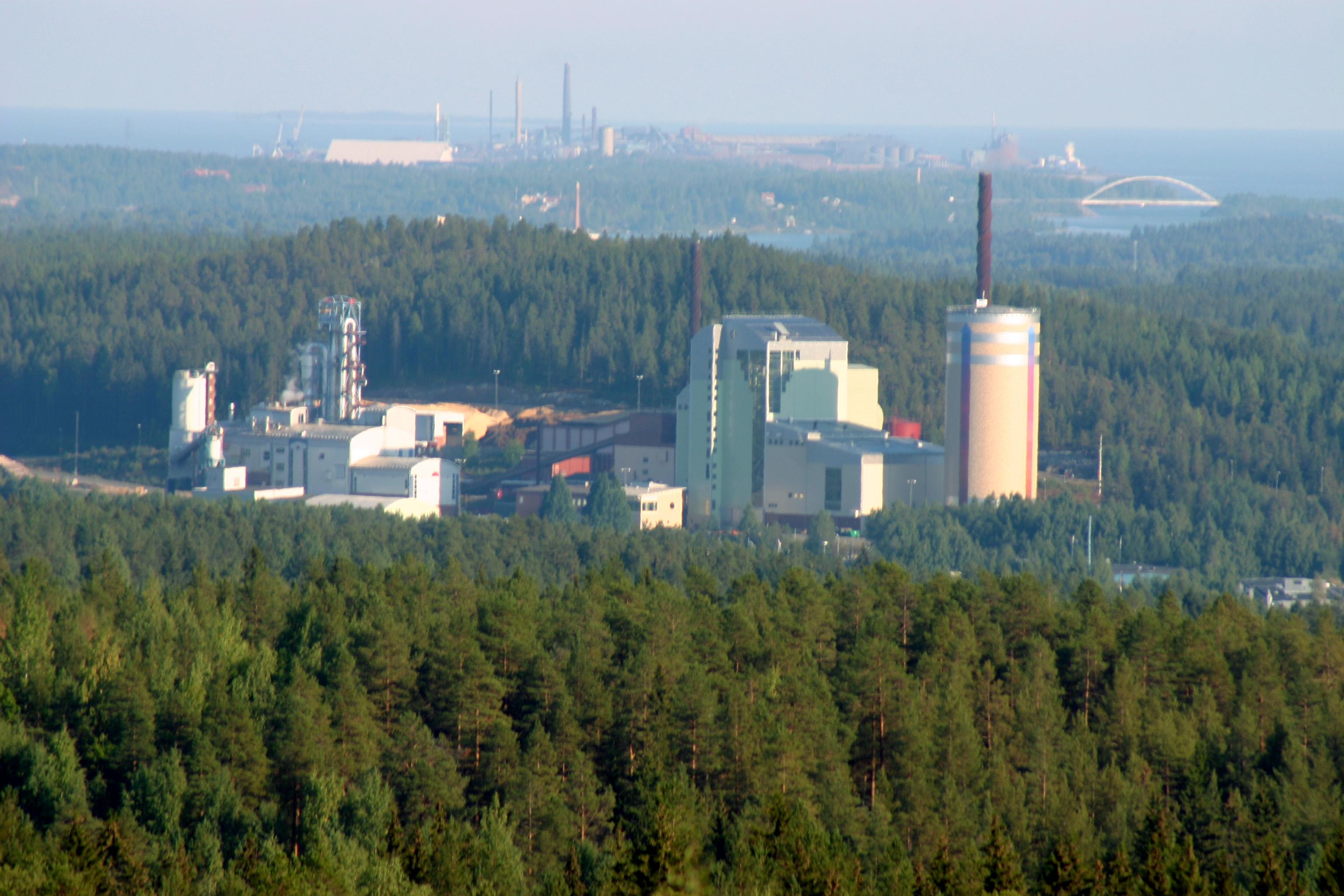Pelletsfabriker okar produktionen