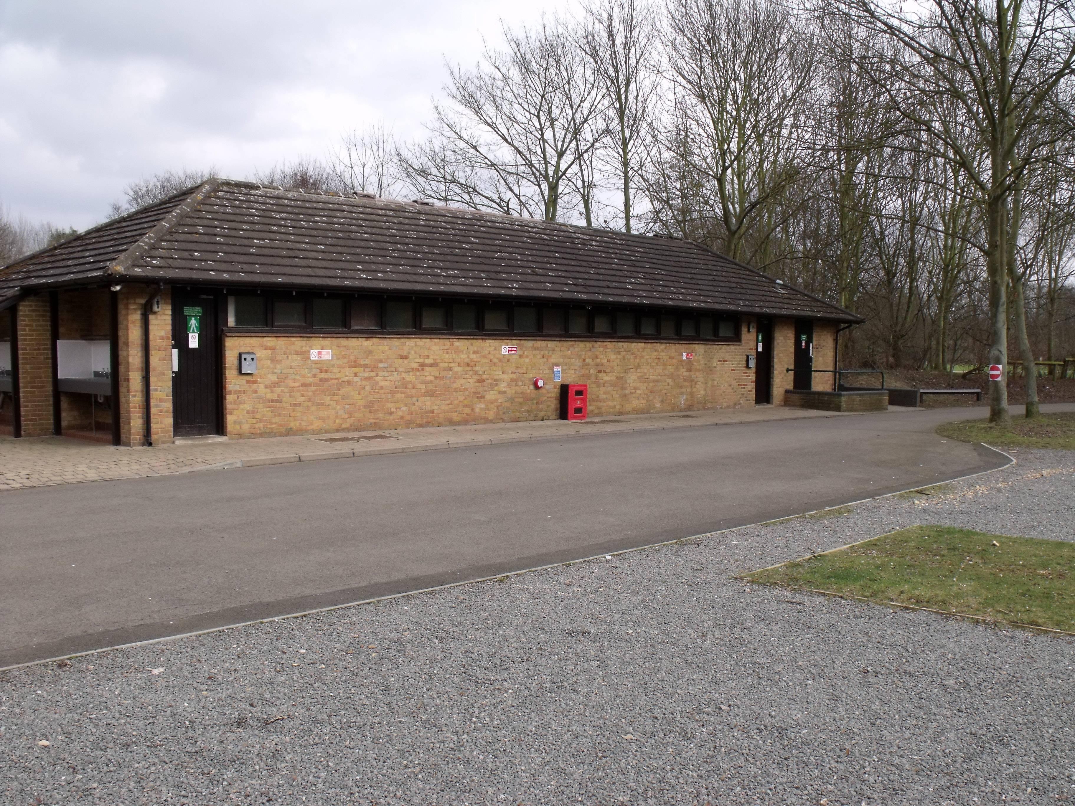 38471c5f7f0 File:Facilities Block, East site, Ferry Meadows Caravan Club Site -  geograph.org.uk - 1777350.jpg