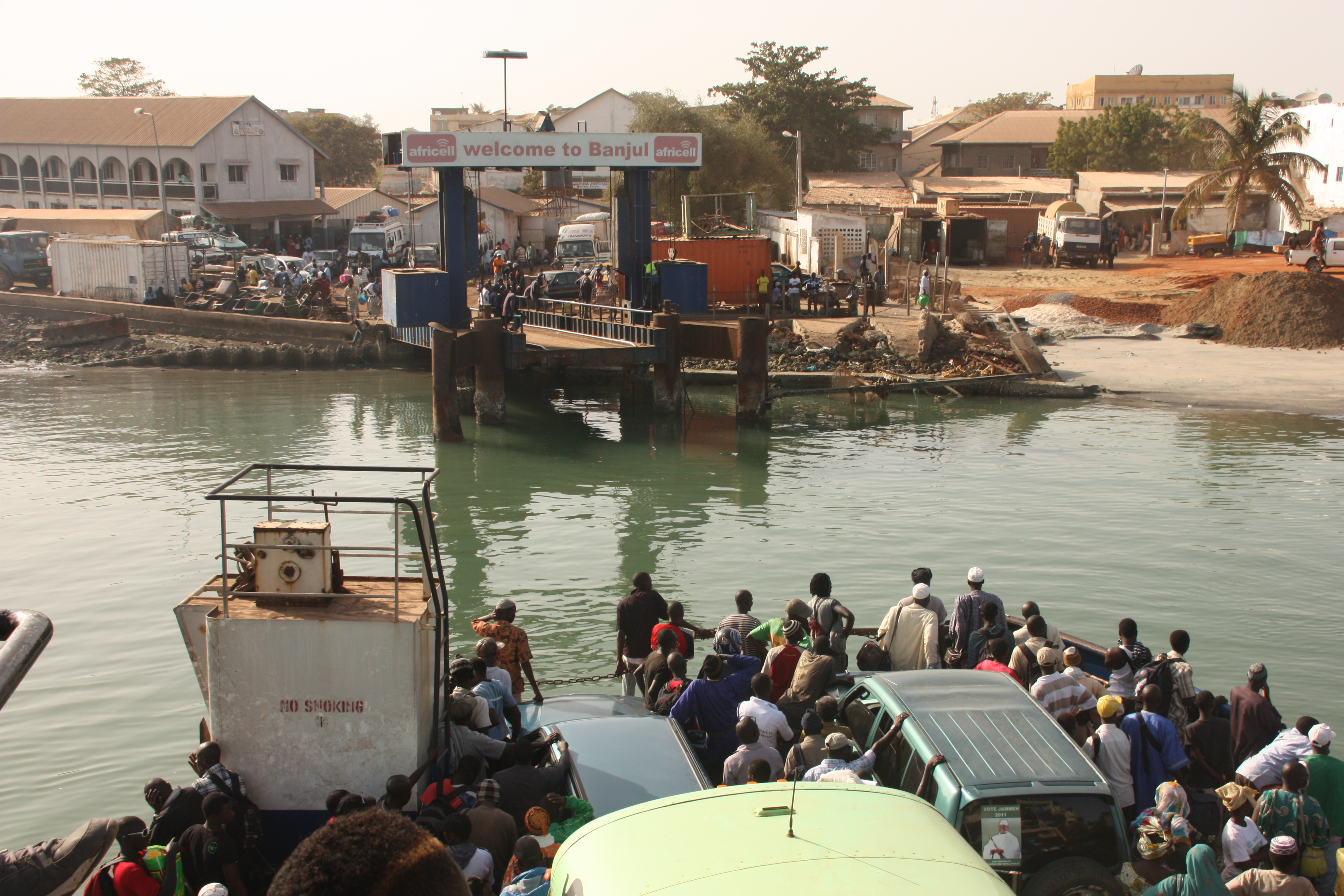 Capital Of Gambia Crossword  Letters