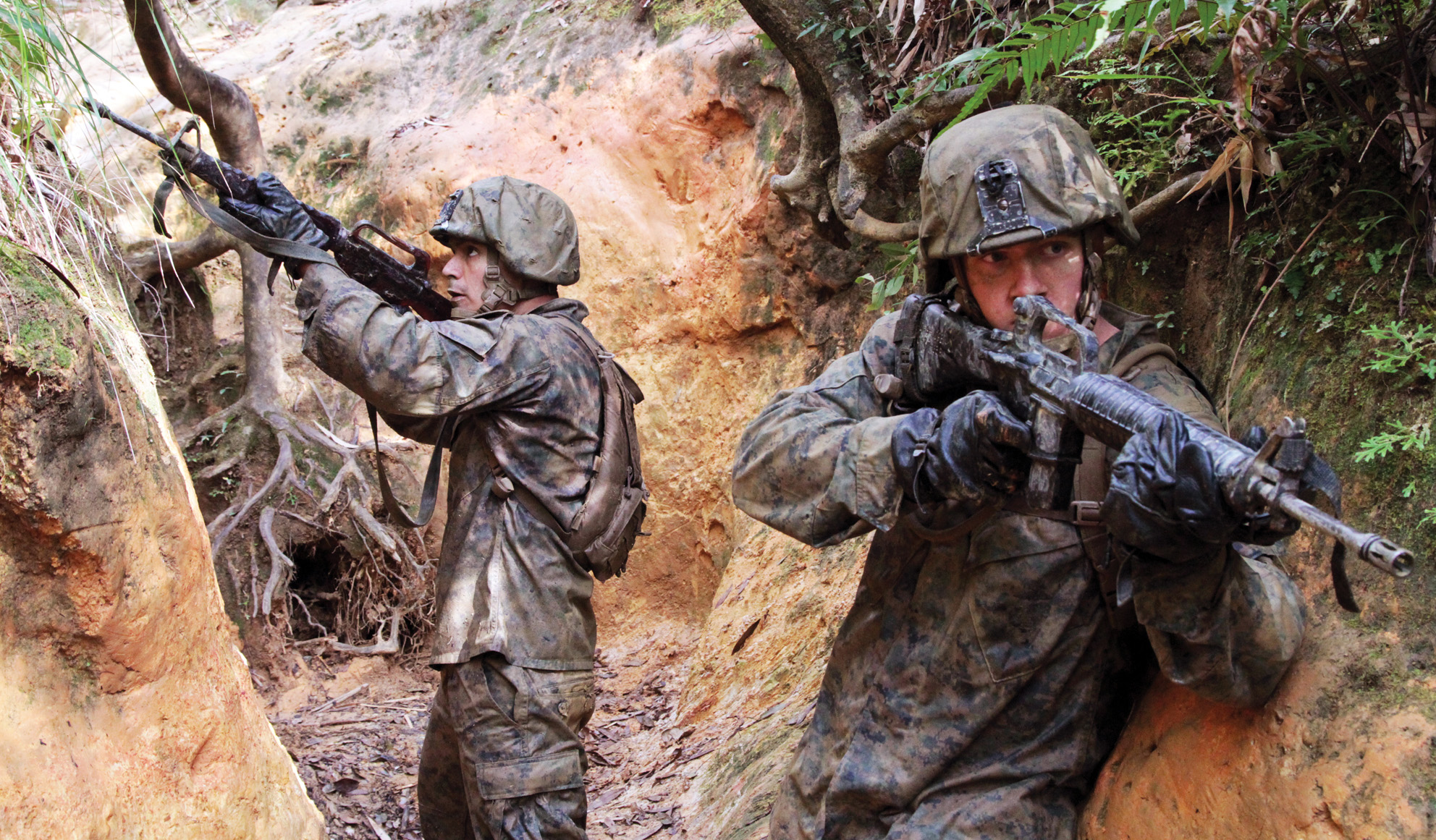 File Fight In The Trenches 11981018653 Jpg Wikimedia