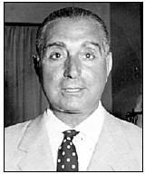 Filippo Anfuso Italian writer/diplomat/Fascist politician