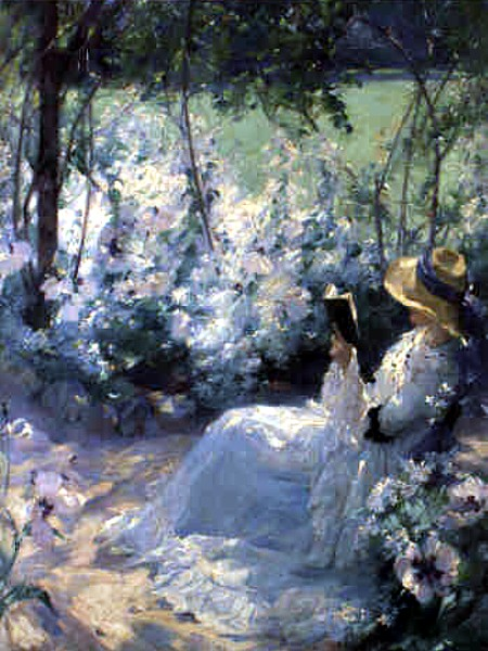 Frank Bramley - Delicious Solitude 1909.jpg