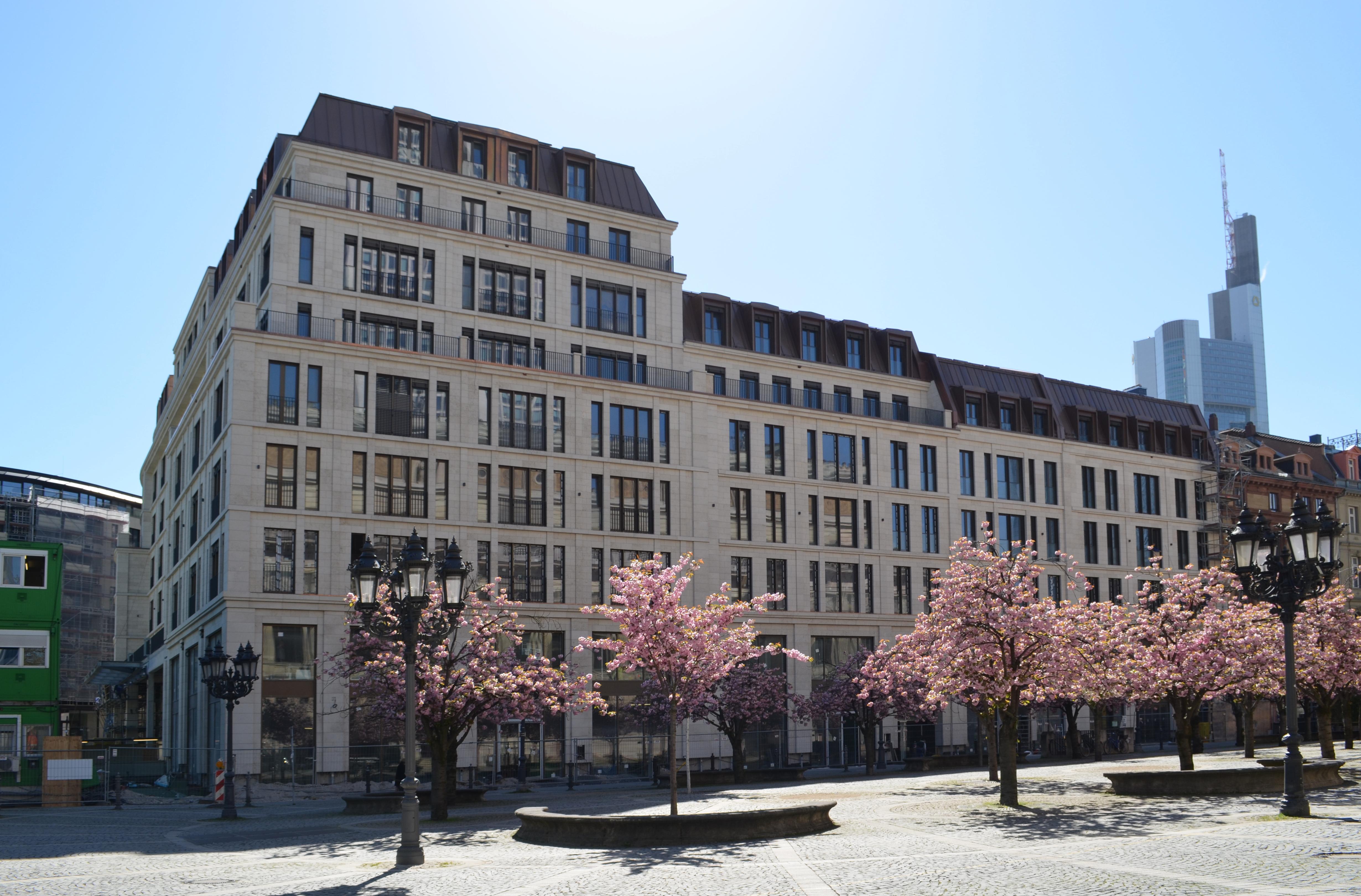 Frankfurt Hotel Sofitel