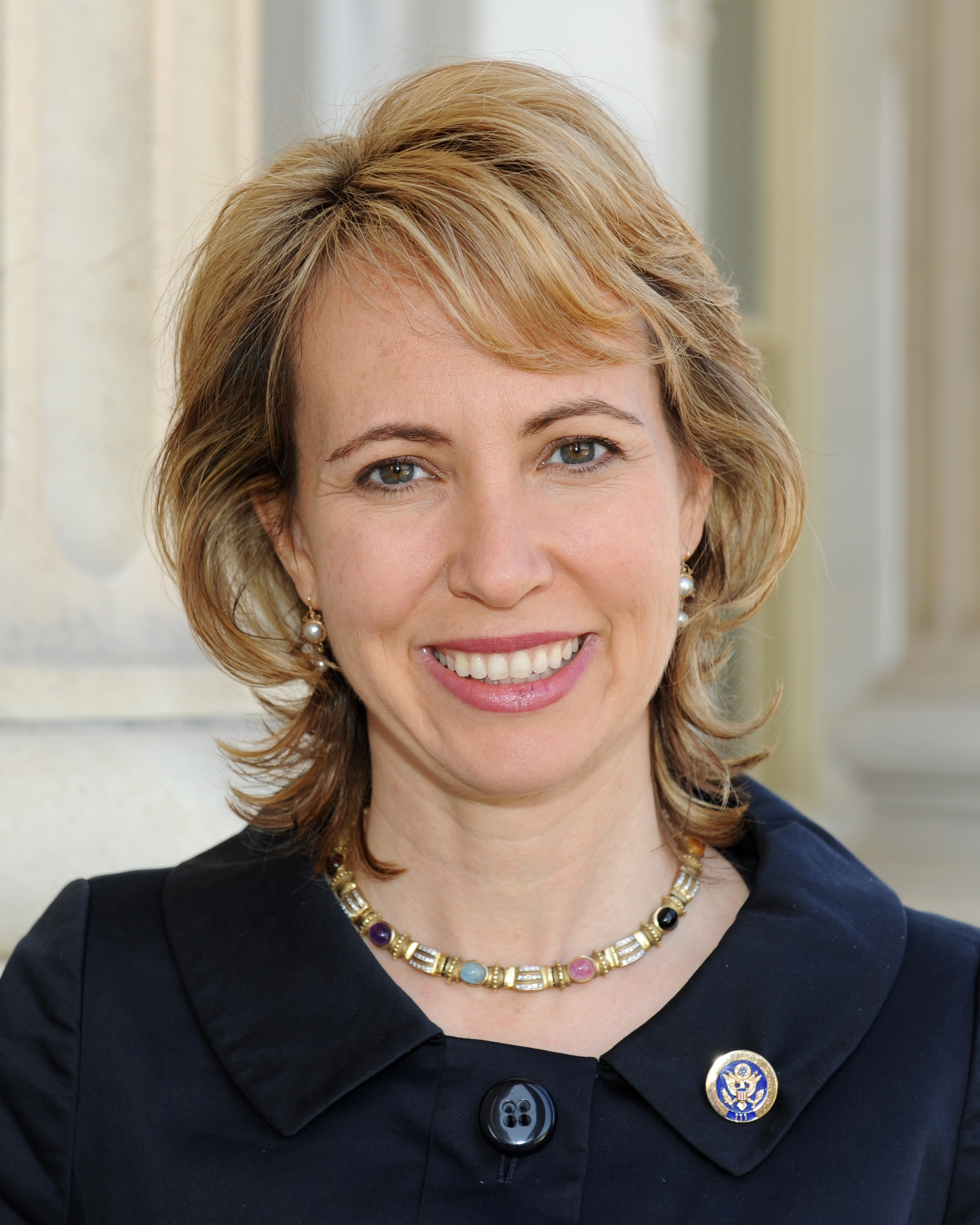 File:Gabrielle Giffords official portrait ...