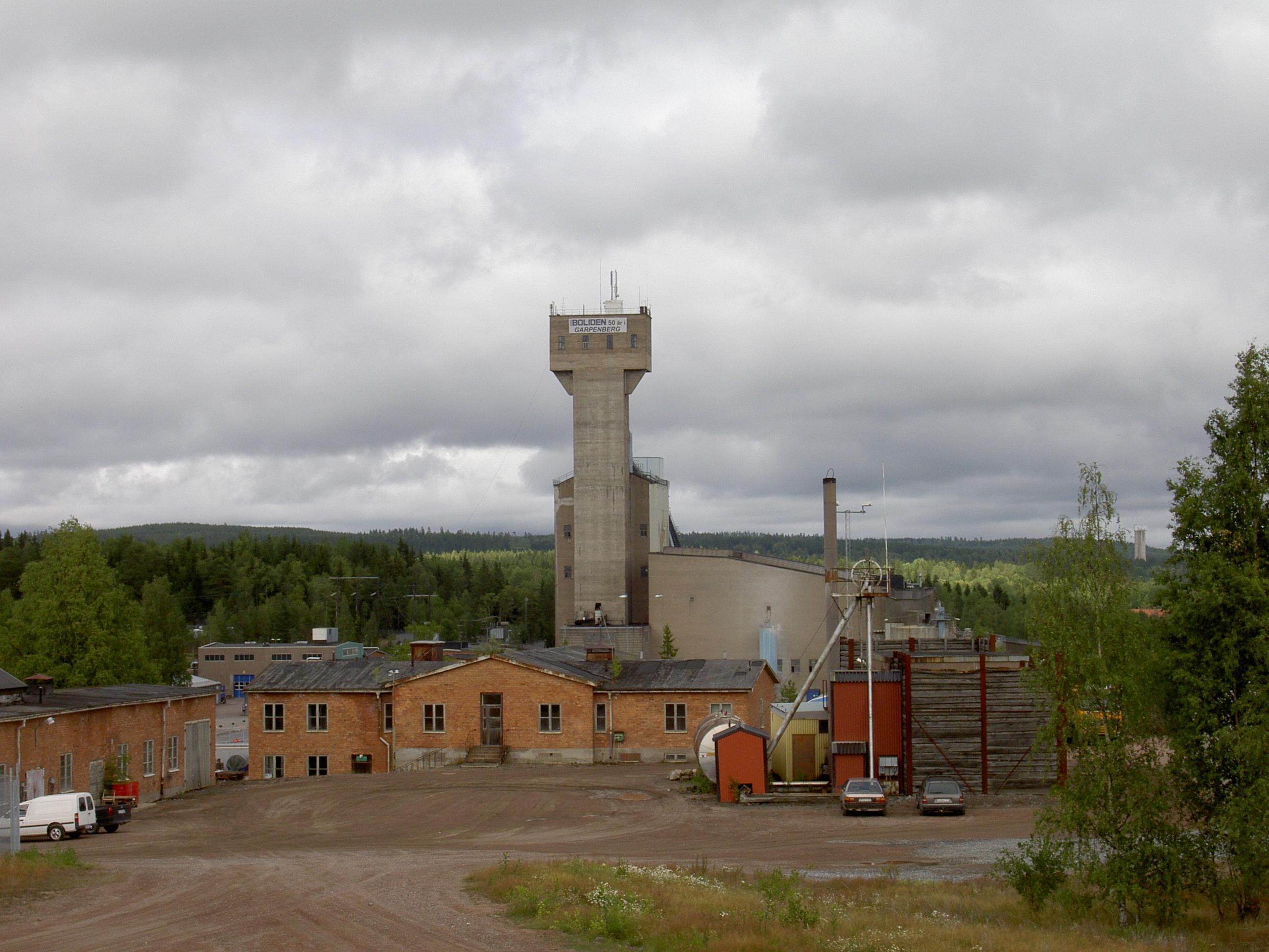 gruvor i skåne