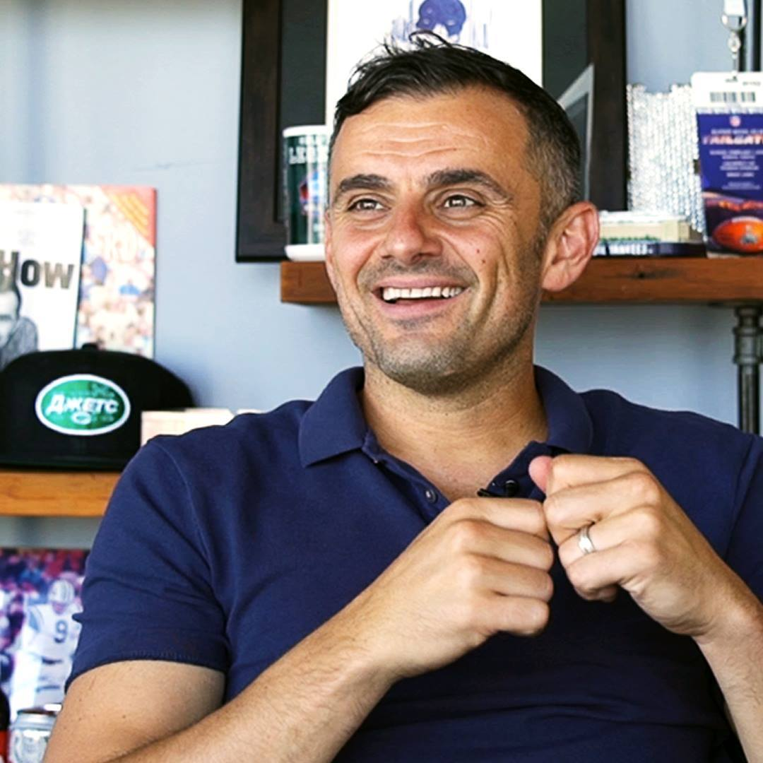 Gary Vaynerchuk marketing insight expert.